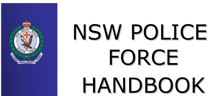 NEW SOUTH WALES POLICE FORCE RADIO FREQUENCIES & CHANNELS
