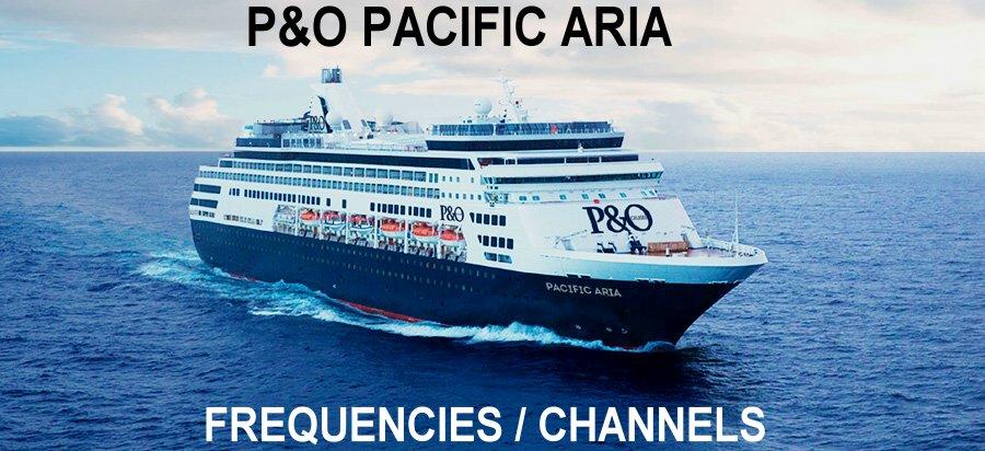 PO PACIFIC ARIA CRUISE SHIP WEB CAM COMMUNICATION - Cruise ship cam