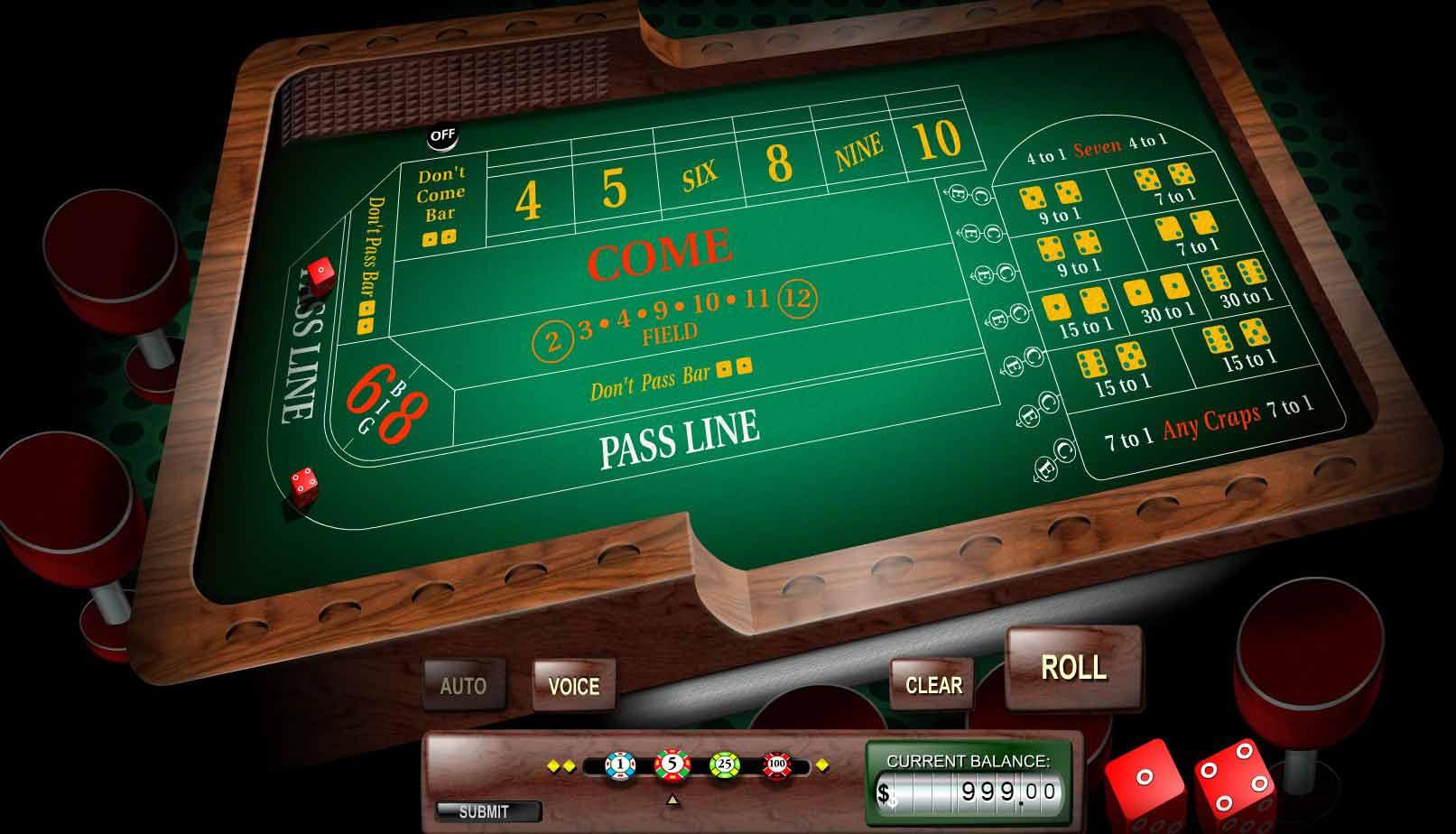 официальный сайт как играть в кости в казино