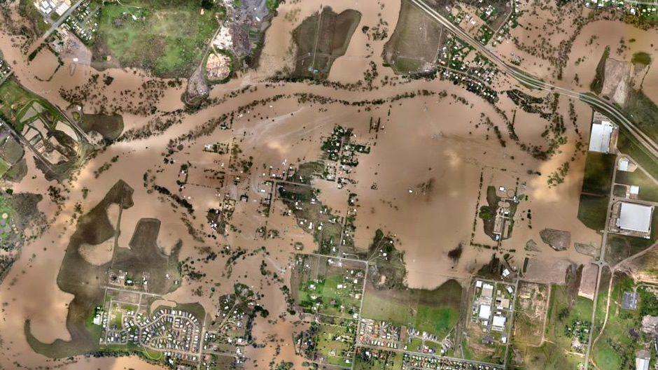 Bundamba (Ipswich) (after flooding)