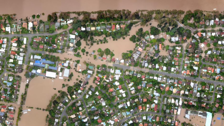 Jindalee (after flooding)