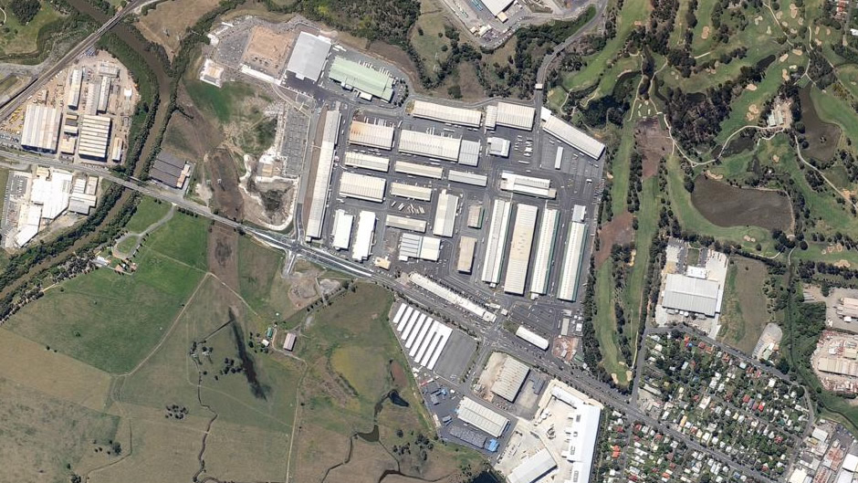 Rocklea (Markets) (before flooding)