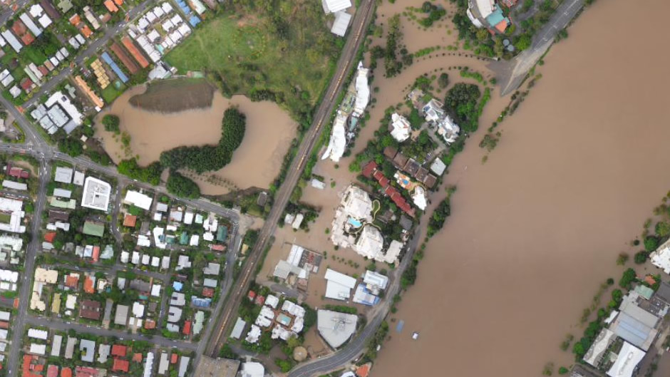 Toowong (after flooding)
