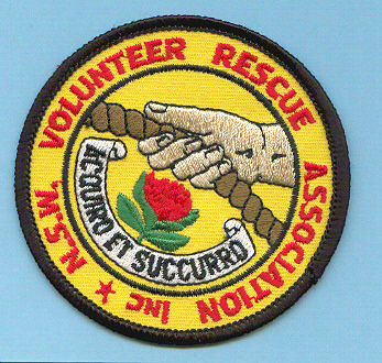 View the NSW VRA Rescue Web Page